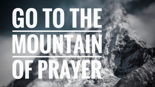 Gebeds berg