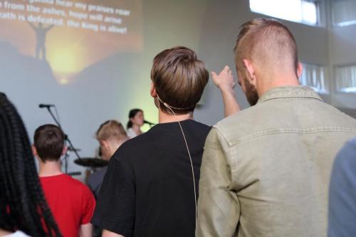 Jeremy Keurentjes Band met Thomas Berkhout - Worship