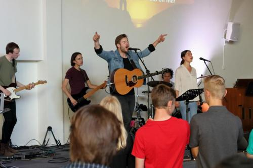 Jeremy Keurentjes Band Worship